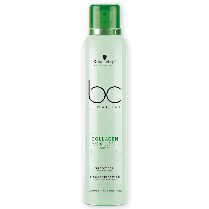 Schwarzkopf BC Collagen Volume Boost Espuma 200ml