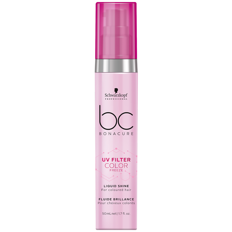 Schwarzkopf BC Color Freeze Brilho Líquido com filtro UV 50ml