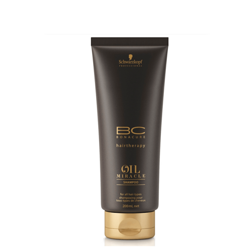 Schwarzkopf BC Oil Miracle Champô para Cabelo Espesso 200ml