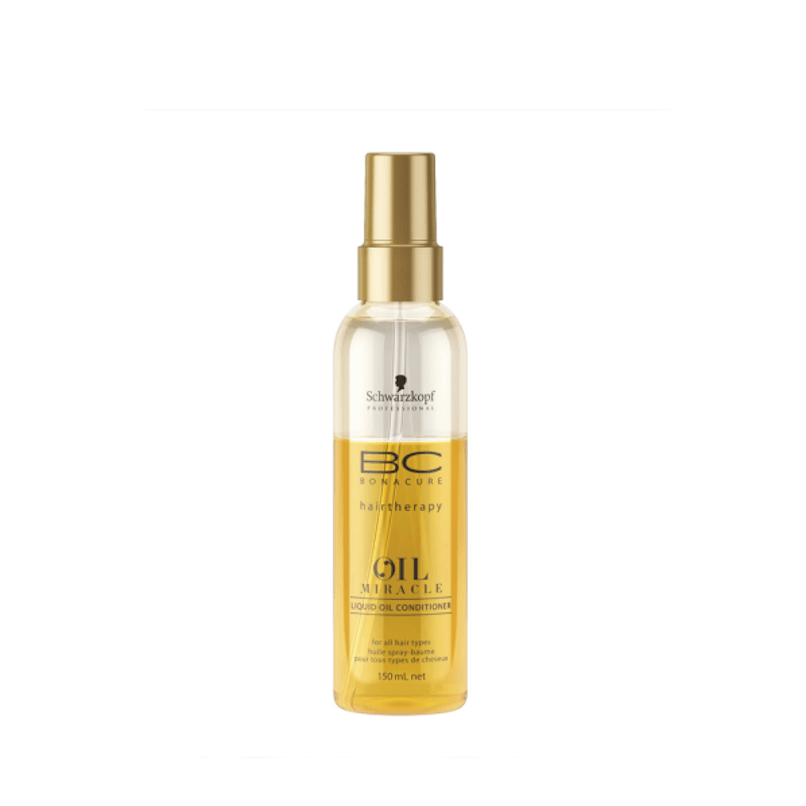 Schwarzkopf BC Oil Miracle Spray Condicionador para Cabelo Fino 150ml