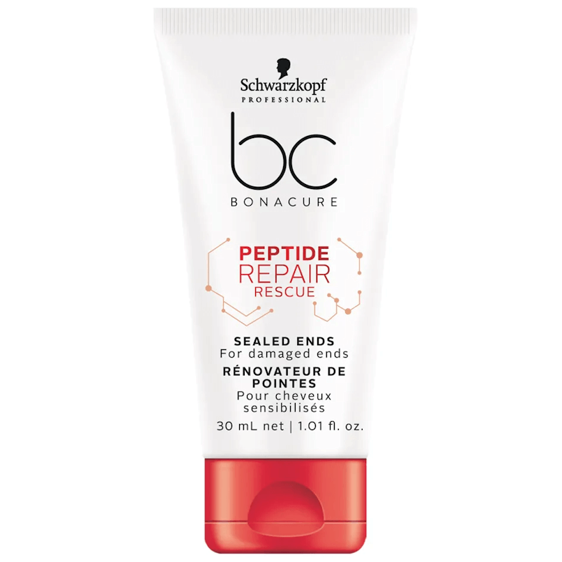 ad7d6528bc Schwarzkopf BC Peptide Repair Rescue Sealed Ends 30ml | shampoo.pt