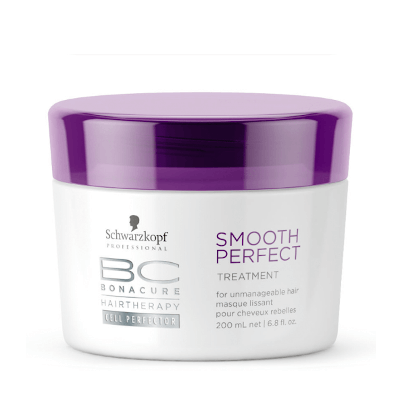 Schwarzkopf BC Smooth Perfect Máscara 200ml