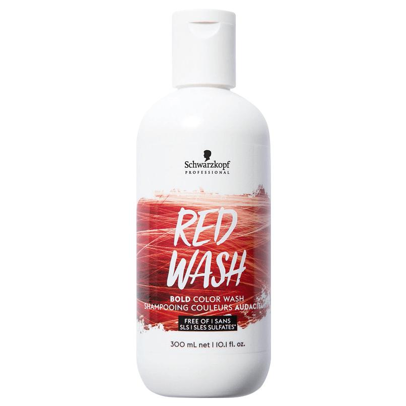 Schwarzkopf Bold Color Red Wash (Vermelho) 300ml