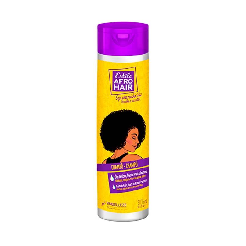 Shampoo Estilo Afrohair 300ml