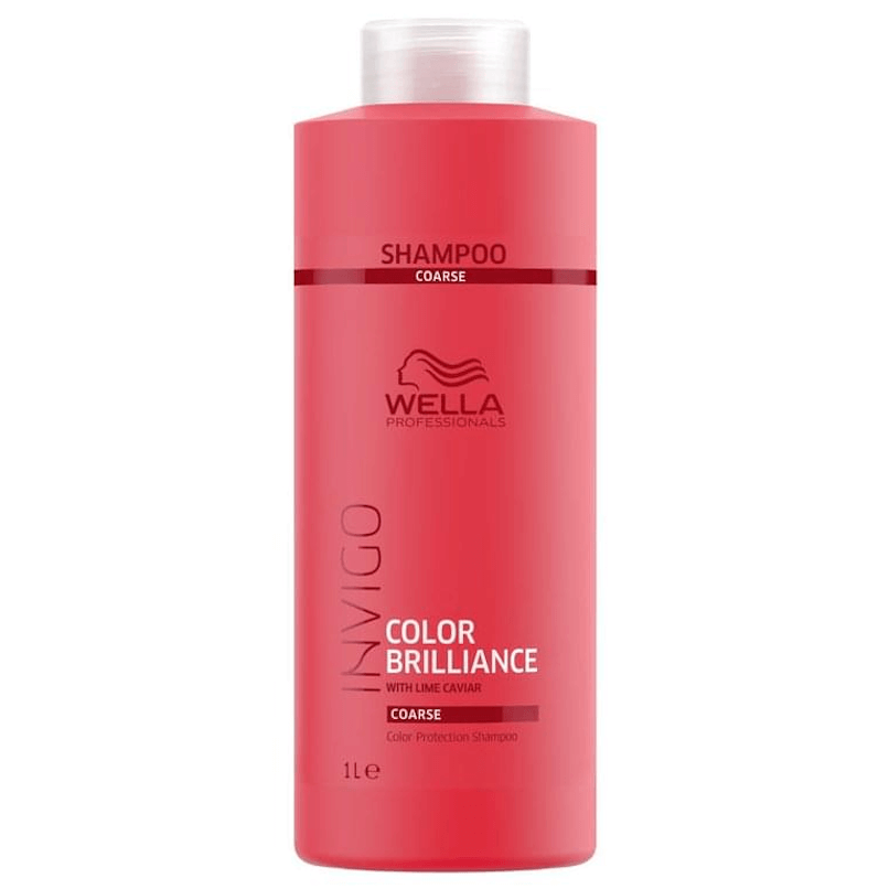 Shampoo Invigo Color Brilliance Cabelo Grosso 1000ml