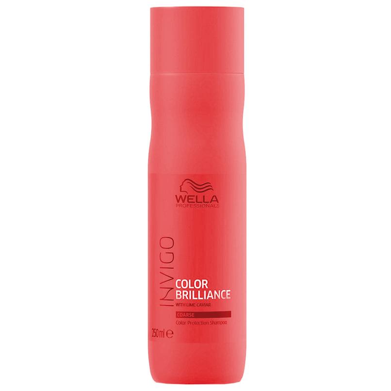 Shampoo Invigo Color Brilliance Cabelo Grosso 250ml