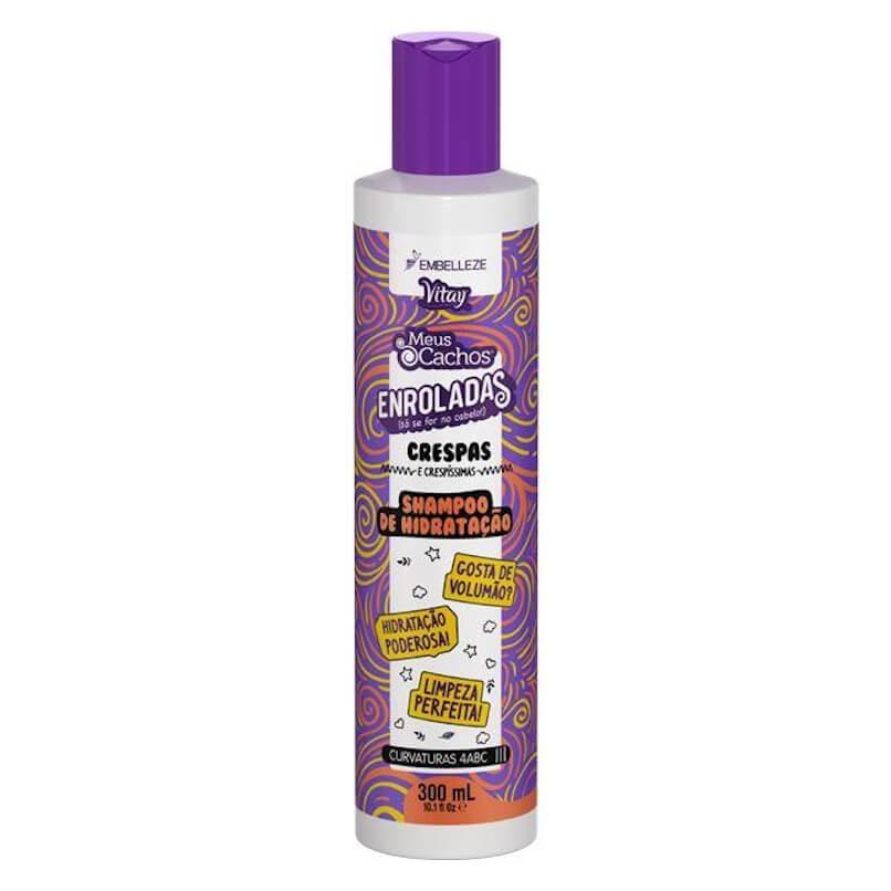 Shampoo Novex Meus Cachos Enroladas Crespas 300ml
