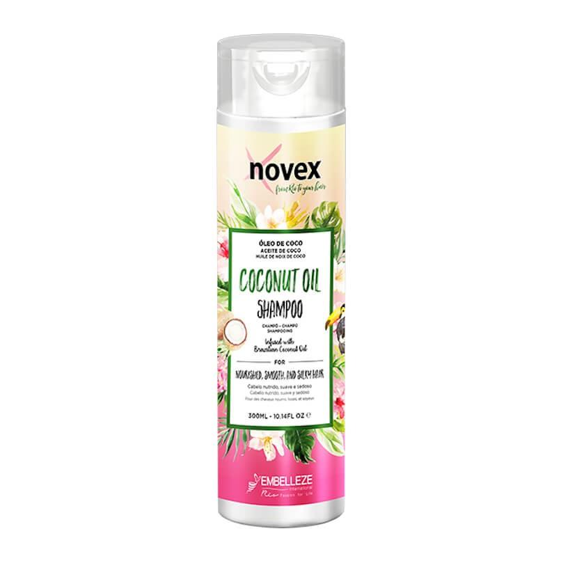 Shampoo Novex Óleo de Coco 300ml