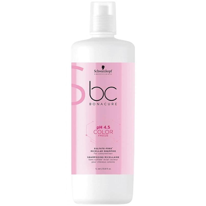 Shampoo Schwarzkopf Color Freeze Sem Sulfatos 1000ml