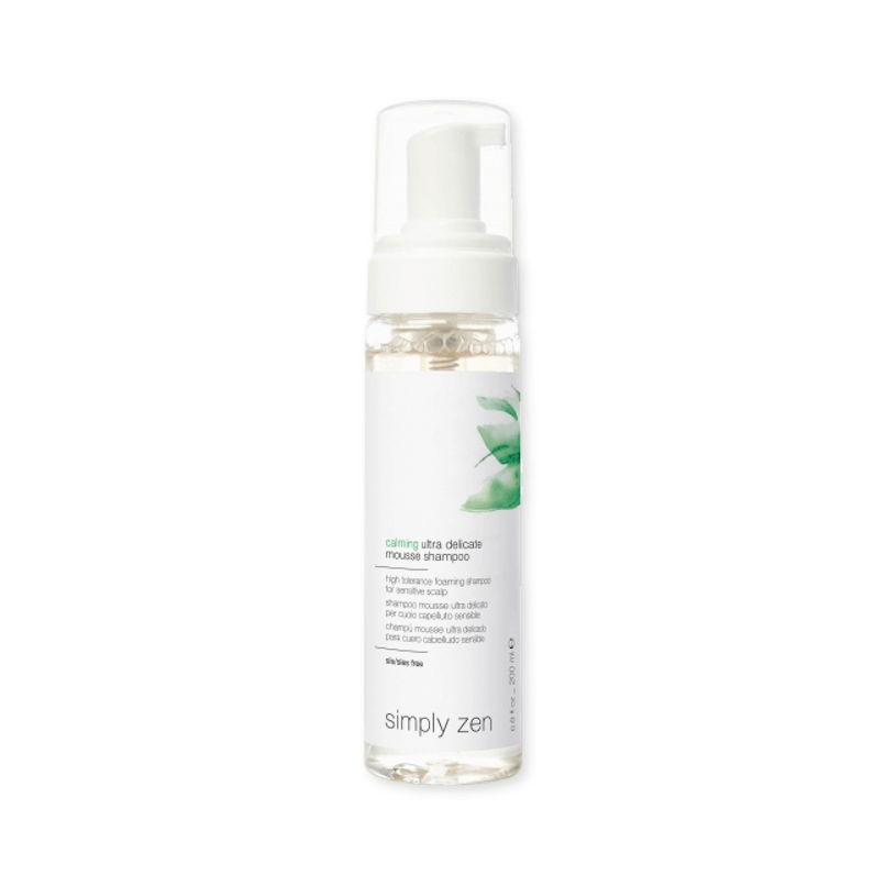 Simply Zen Calming Ultra Delicate Mousse Shampoo 200ml