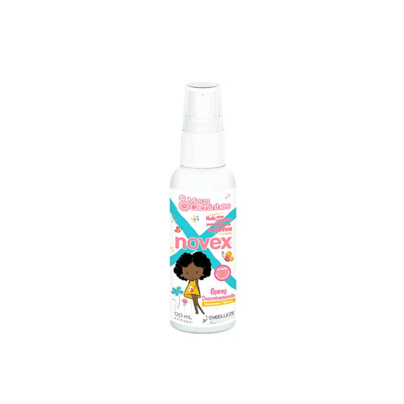 Spray Desembaraçante Novex Meus Cachinhos 120ml