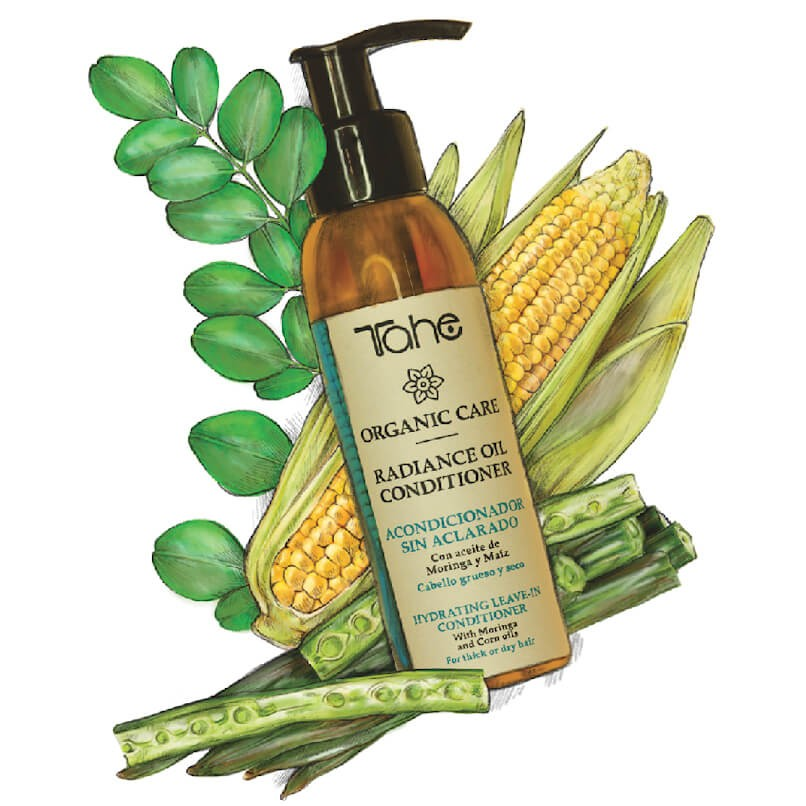 Tahe Organic Care Radiance Oil Conditioner 100ml