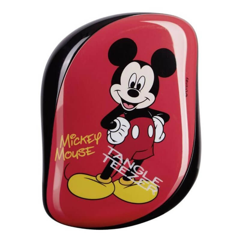 Tangle Teezer Compact Styler Detangling Hairbrush Mickey Mouse