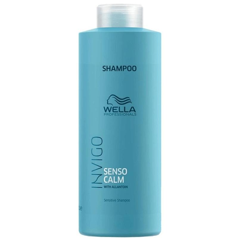 Wella Invigo Balance Senso Calm Shampoo 1000ml