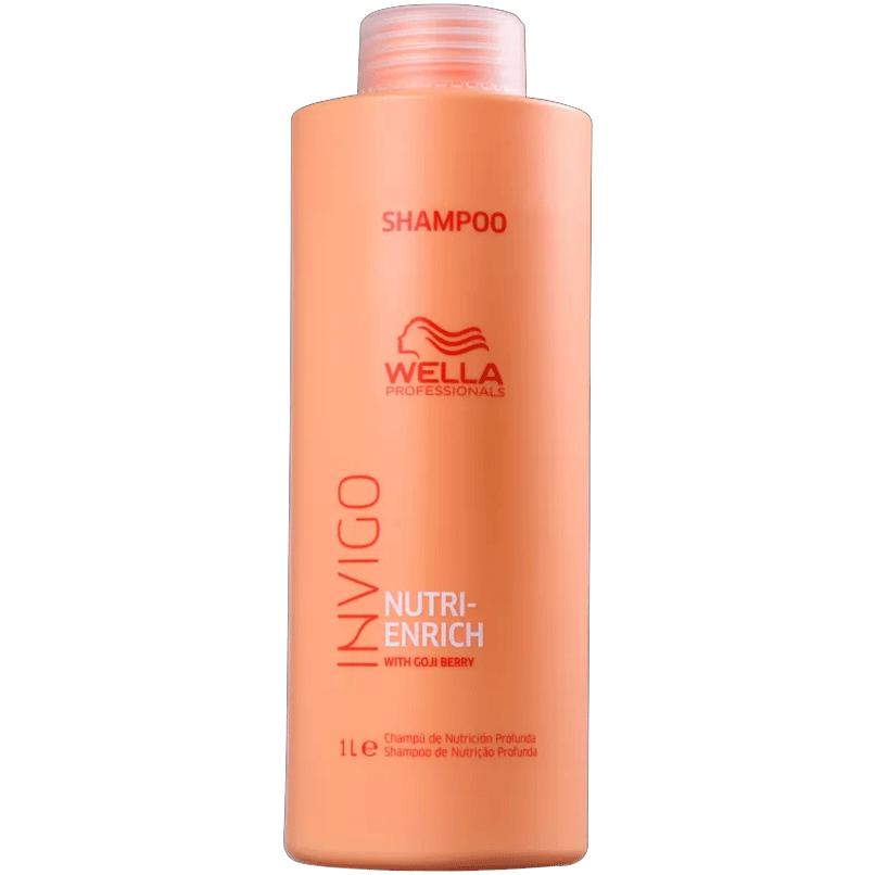 Wella Invigo Nutri-Enrich Shampoo 1000ml