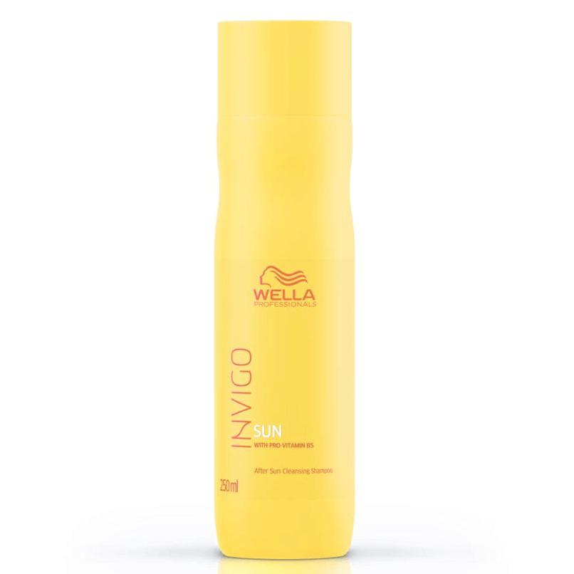Wella Invigo Sun Shampoo 250ml