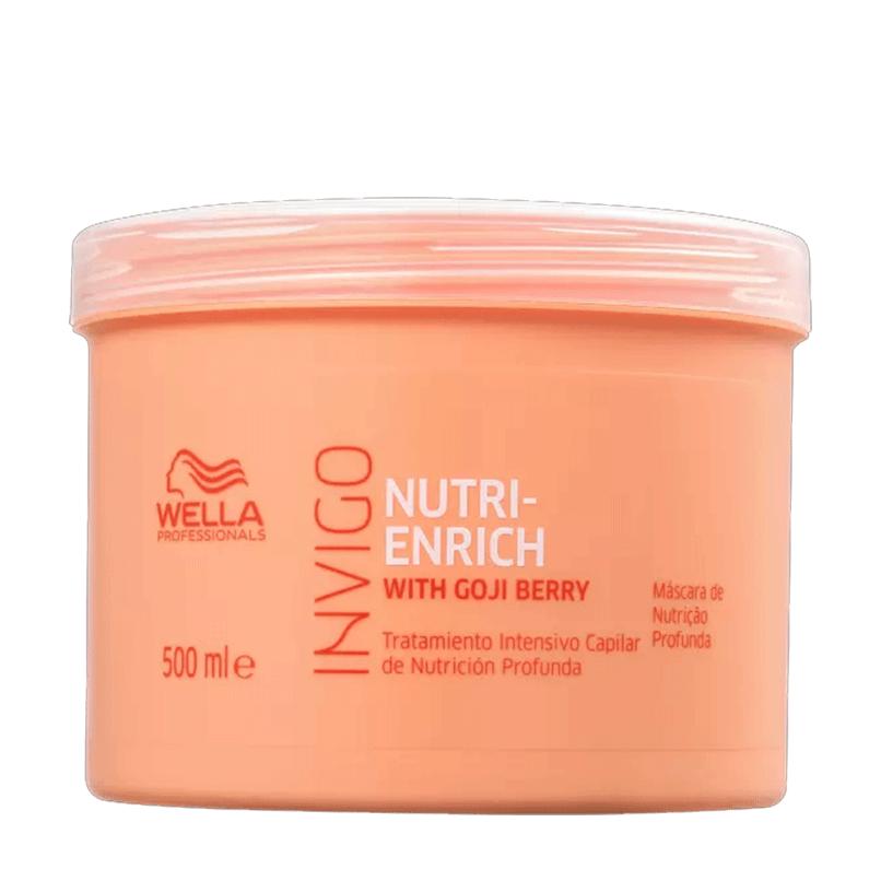 Wella Máscara Invigo Nutri-Enrich 500ml