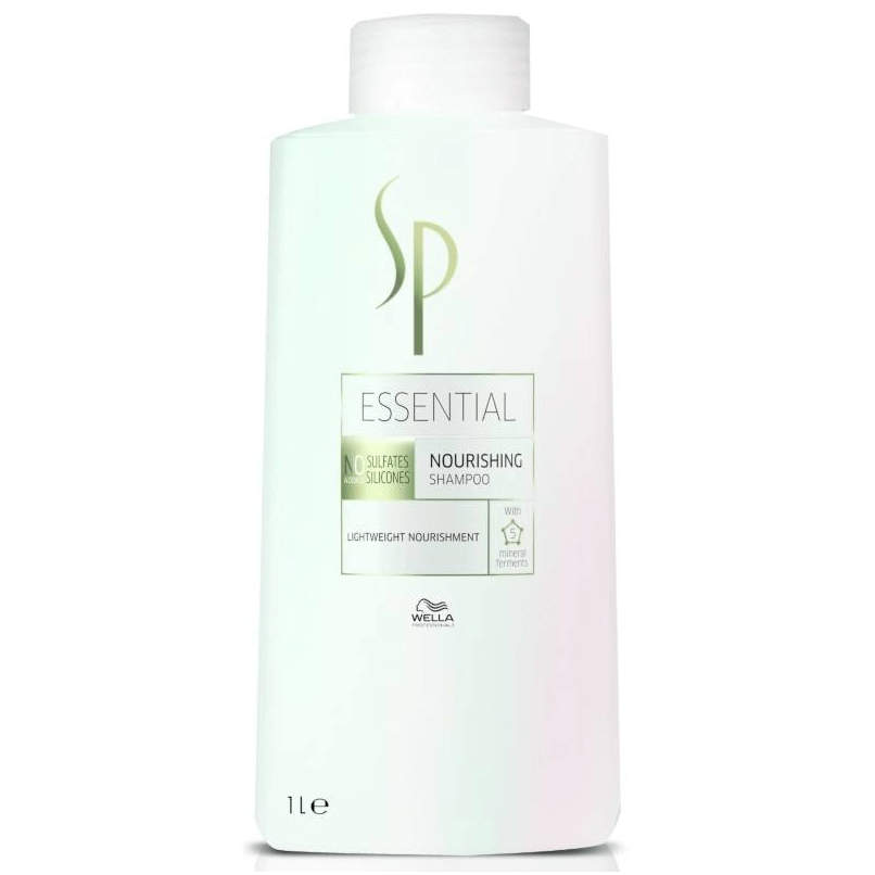 Wella Sp Essential Nourishing Shampoo 1000ml
