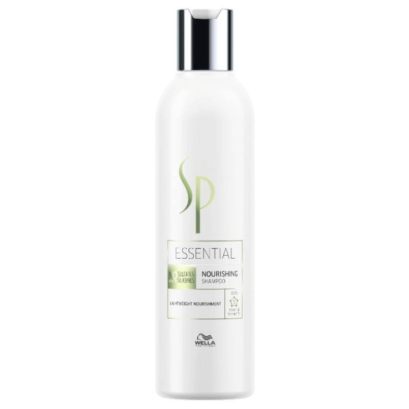 Wella Sp Essential Nourishing Shampoo 200ml