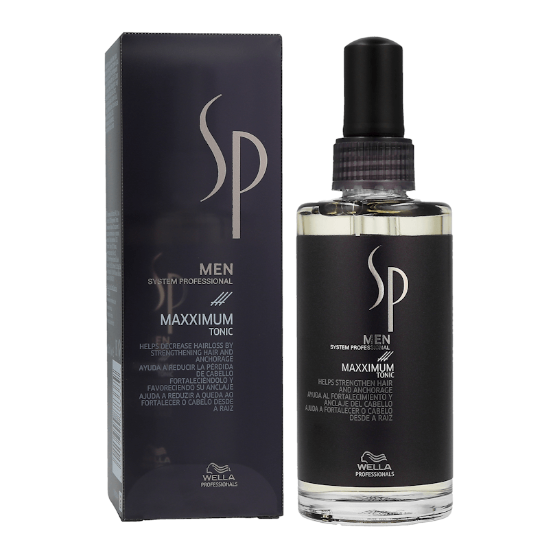 Wella Sp Men Maxximum Tonic 100ml