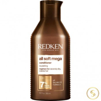 Redken All Soft Mega Condicionador 300ml