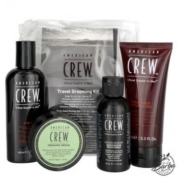 American Crew Travel Grooming Kit