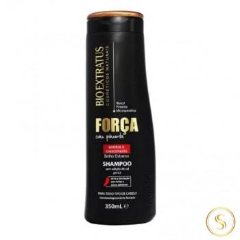 Bio Extratus Força com Pimenta Shampoo 350ml