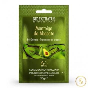 Bio Extratus Pós-Química Manteiga 30g