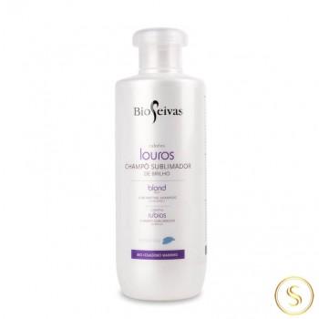 Bioseivas Shampoo Sublimador de Brilho 300ml
