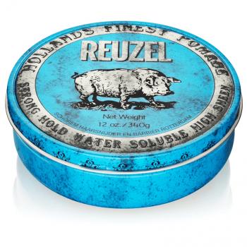Blue Reuzel (Azul) - Fixação Forte e Alto Brilho 340g