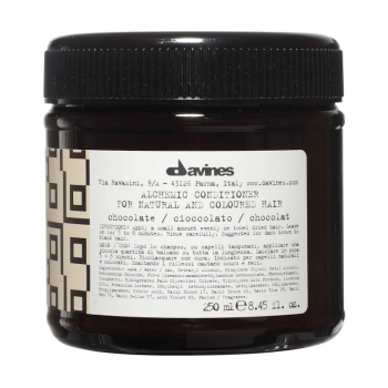 Davines Alchemic Condicionador Chocolate 250ml
