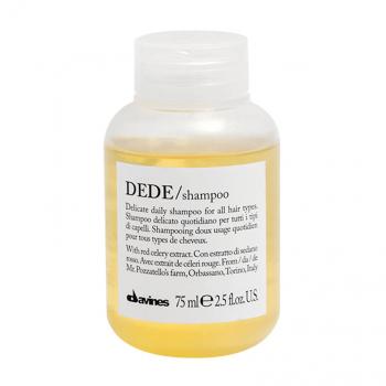 [VIAGEM] Davines DEDE Shampoo 75ml