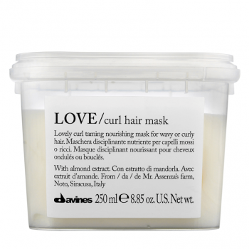 Davines LOVE CURL Máscara 250ml