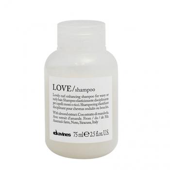 [VIAGEM] Davines LOVE CURL Shampoo 75ml