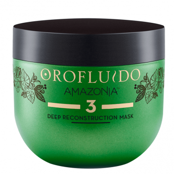 Orofluido Amazonia Deep Reconstruction Mask 500ml - Passo 3