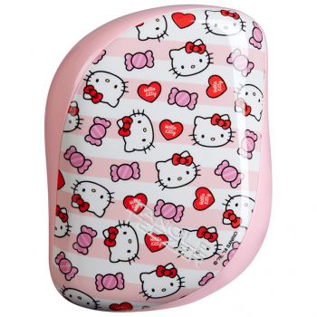 Escova Tangle Teezer Hello Kitty Candy Stripes