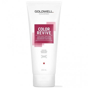 Goldwell Dualsenses Color Revive Condicionador Cool Red 200ml