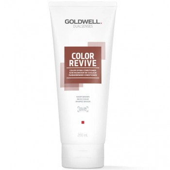 Goldwell Dualsenses Color Revive Condicionador Warm Brown 200ml