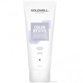 Goldwell Dualsenses Color Revive Condicionador Icy Blonde 200ml