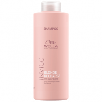 Invigo Blonde Recharge Cool Blonde Shampoo 1000ml