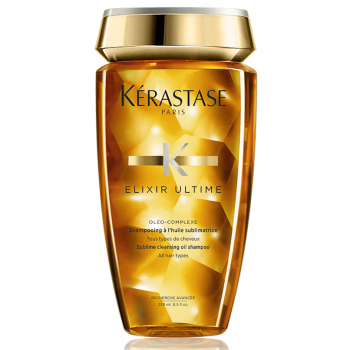 Kérastase Elixir Ultime Sublime Cleansing Oil Shampoo 250ml
