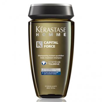 Kérastase Homme Capital Force Anti Pelliculaire Shampoo Anti-caspa 250ml