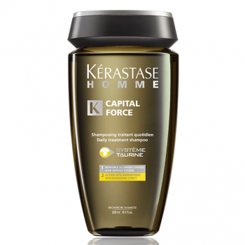 Kérastase Homme Capital Force Vita Energising Shampoo 250ml