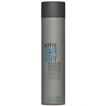 KMS Hair Stay Working Hairspray 300ml
