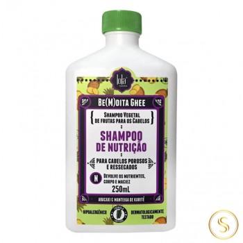 Lola Be(M)dita Ghee Shampoo Nutrição 250ml