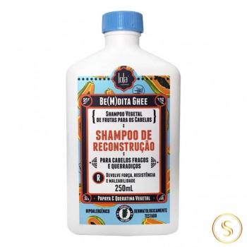 Lola Be(M)dita Ghee Shampoo Reconstrução 250ml