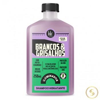 Lola Brancos e Grisalhos Shampoo Hidratante 250ml