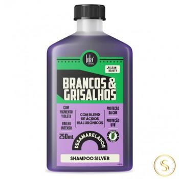 Lola Brancos e Grisalhos Shampoo Silver 250ml