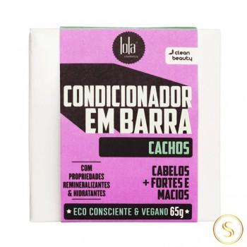 Lola Condicionador em Barra Cachos 65g