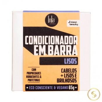 Lola Condicionador em Barra Lisos 65g
